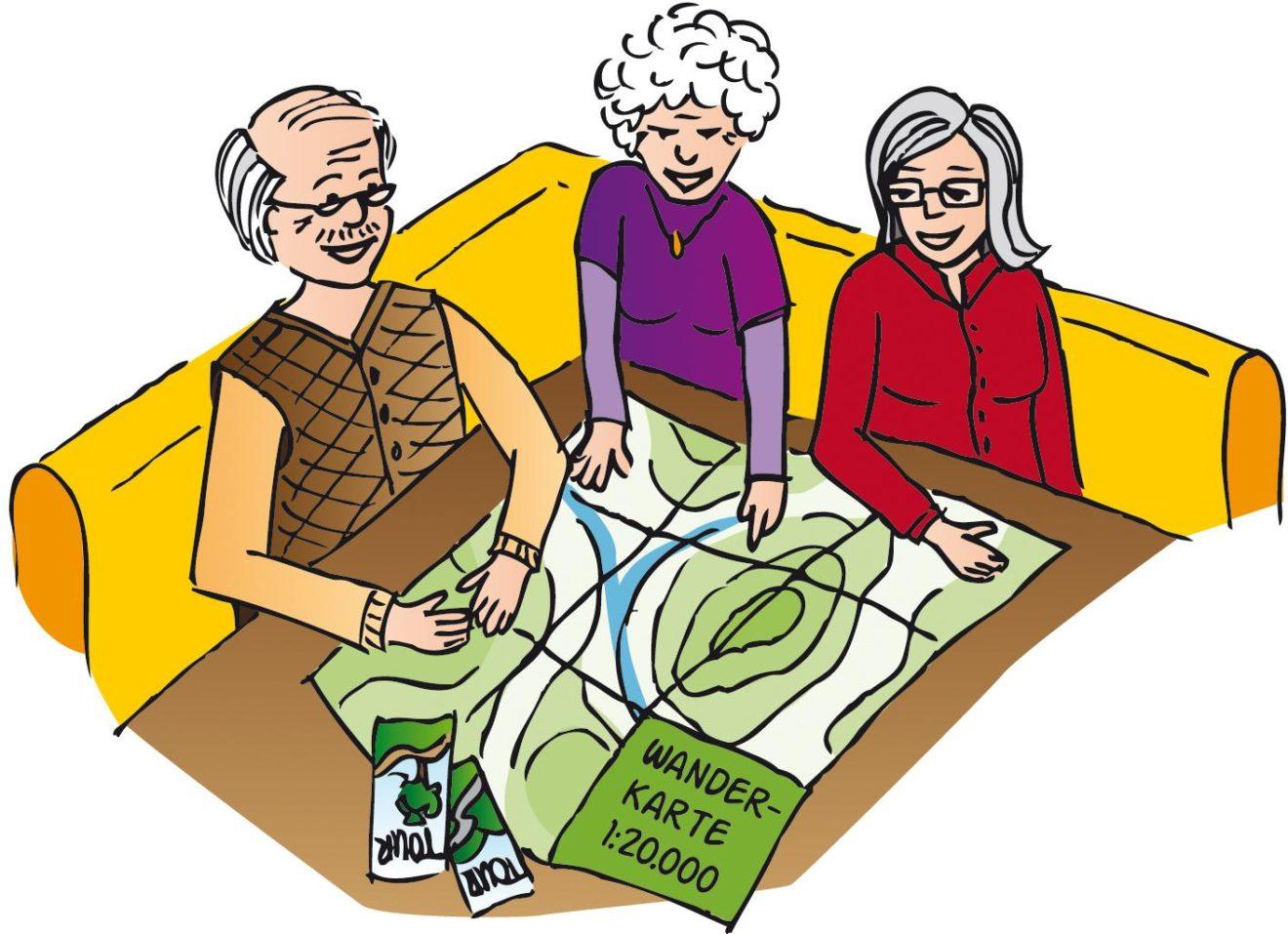 Treffen der Seniorinnen und Senioren